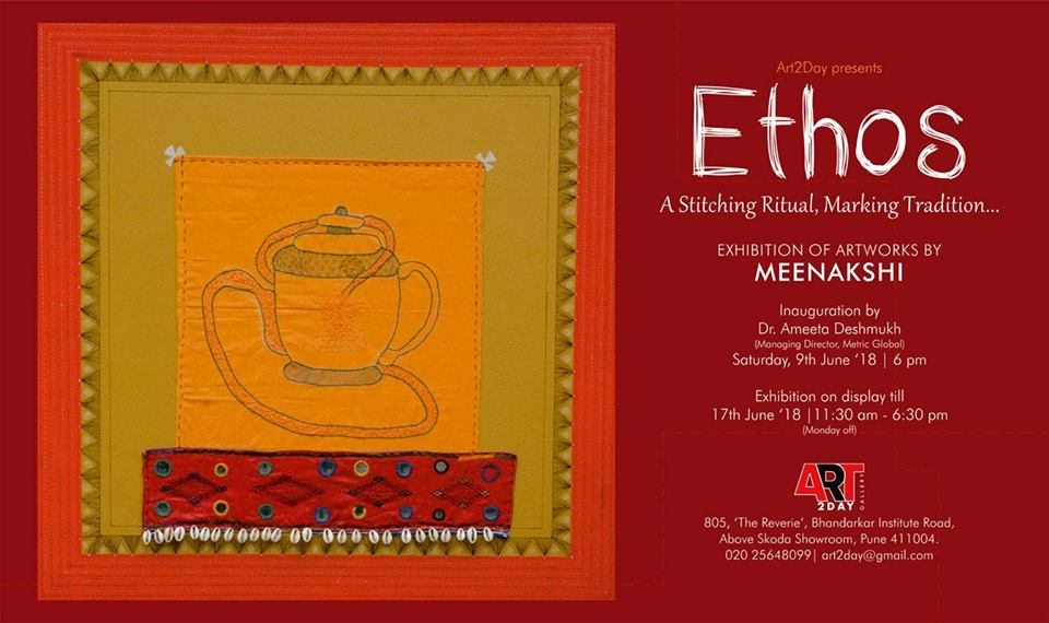 ETHOS - Solo Show by Meenakshi