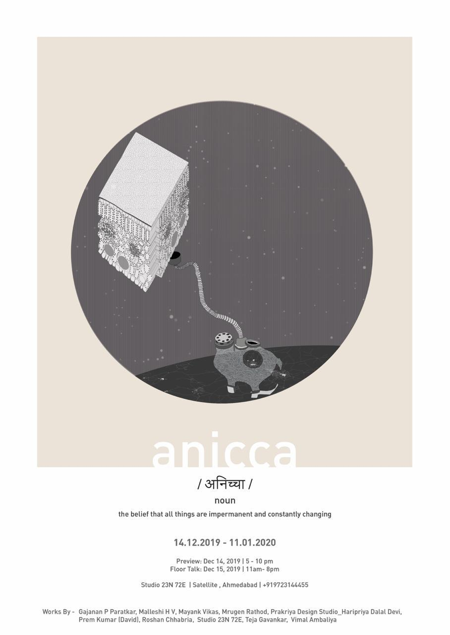 Anicca 'noun' - A group exhibition