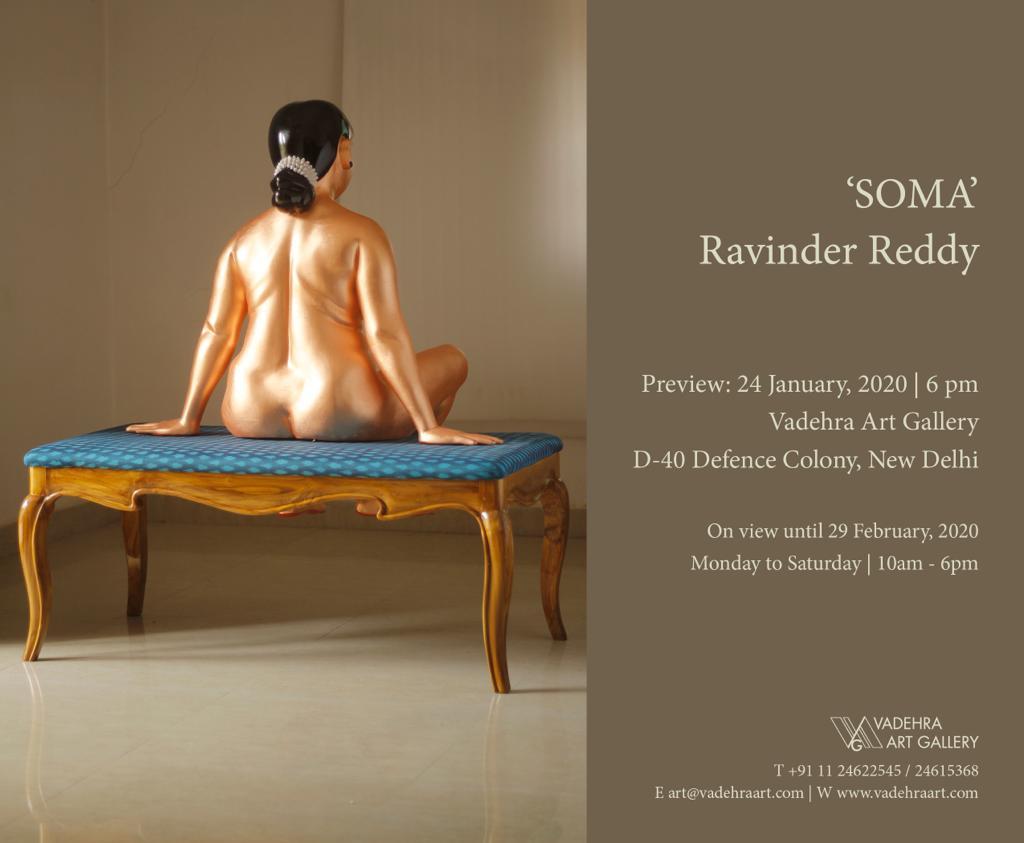 'Soma' by Ravinder Reddy