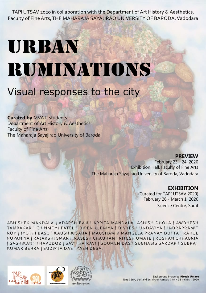 Urban ruminations – Visual responses to the city